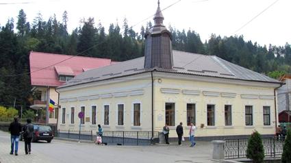 Muzeul Avram Iancu Campeni și Biblioteca Orășenească Avram Iancu Cîmpeni