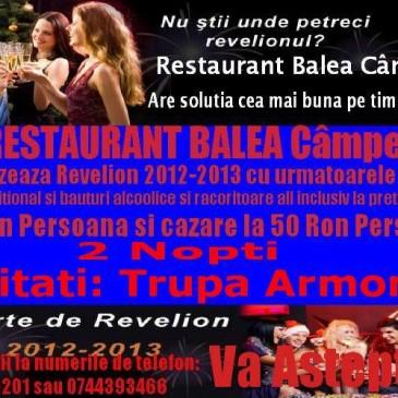 Restaurant BALEA