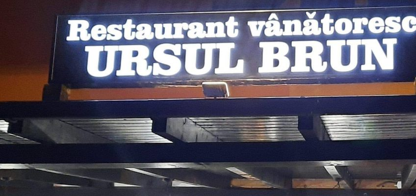 Restaurantul Ursul Brun
