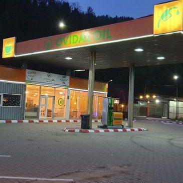 Benzinaria Ovidal Cîmpeni