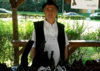 Singurul meșter Opincar din Apuseni ,Iosif Trifuț